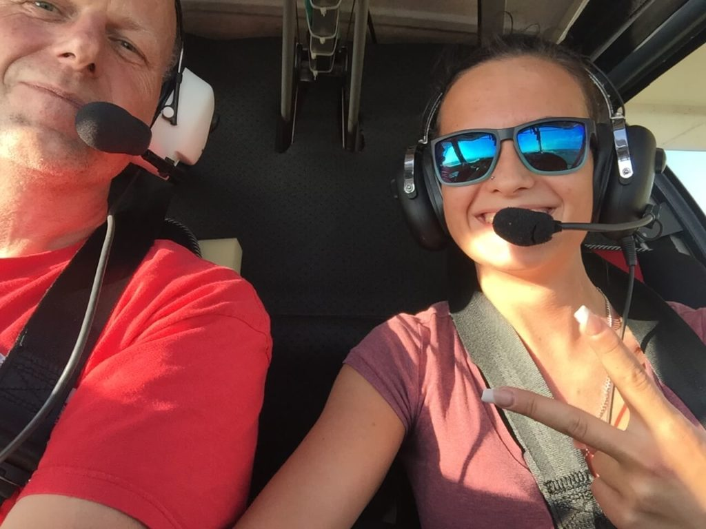 UL-Fliegen lernen mit Axel Rönneker